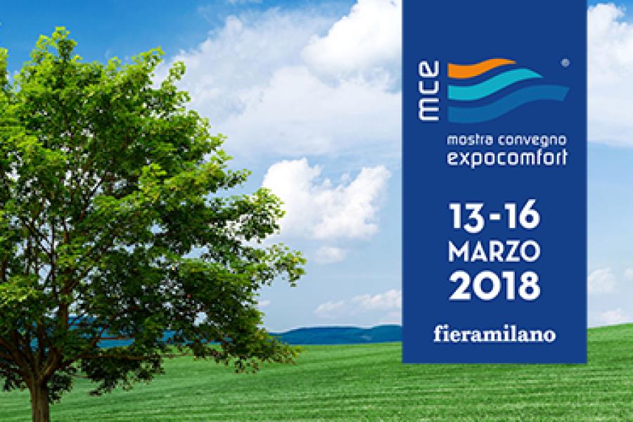 Mostra Convegno ExpoComfort 2018